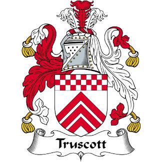 Truscott Family Crest