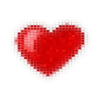 Tiled Mosaic Heart