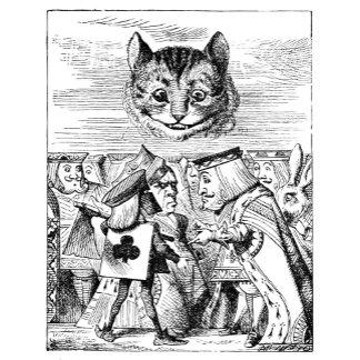 Cheshire Cat Over Wonderland
