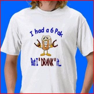 HorseShoe Pitching Tee Shirts