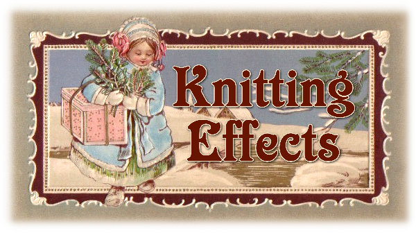 Knitting Effects