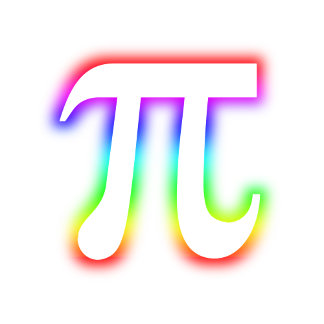 ►► Colorful Pi Number
