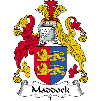 Maddock Family Crest