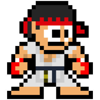 8-Bit Ryu