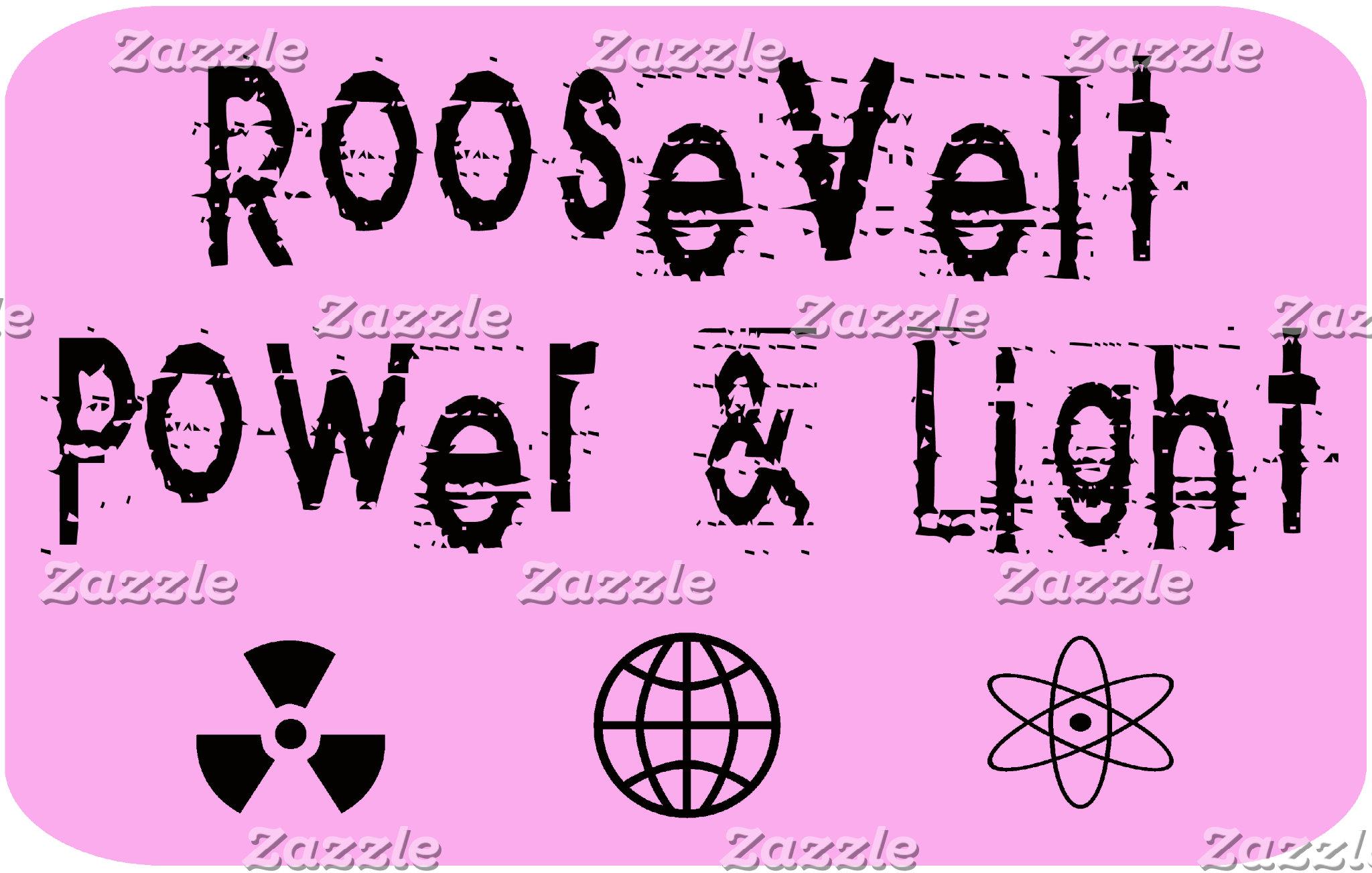 Roosevelt Power and Light