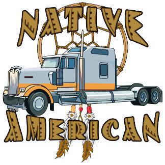 Native American Trucker