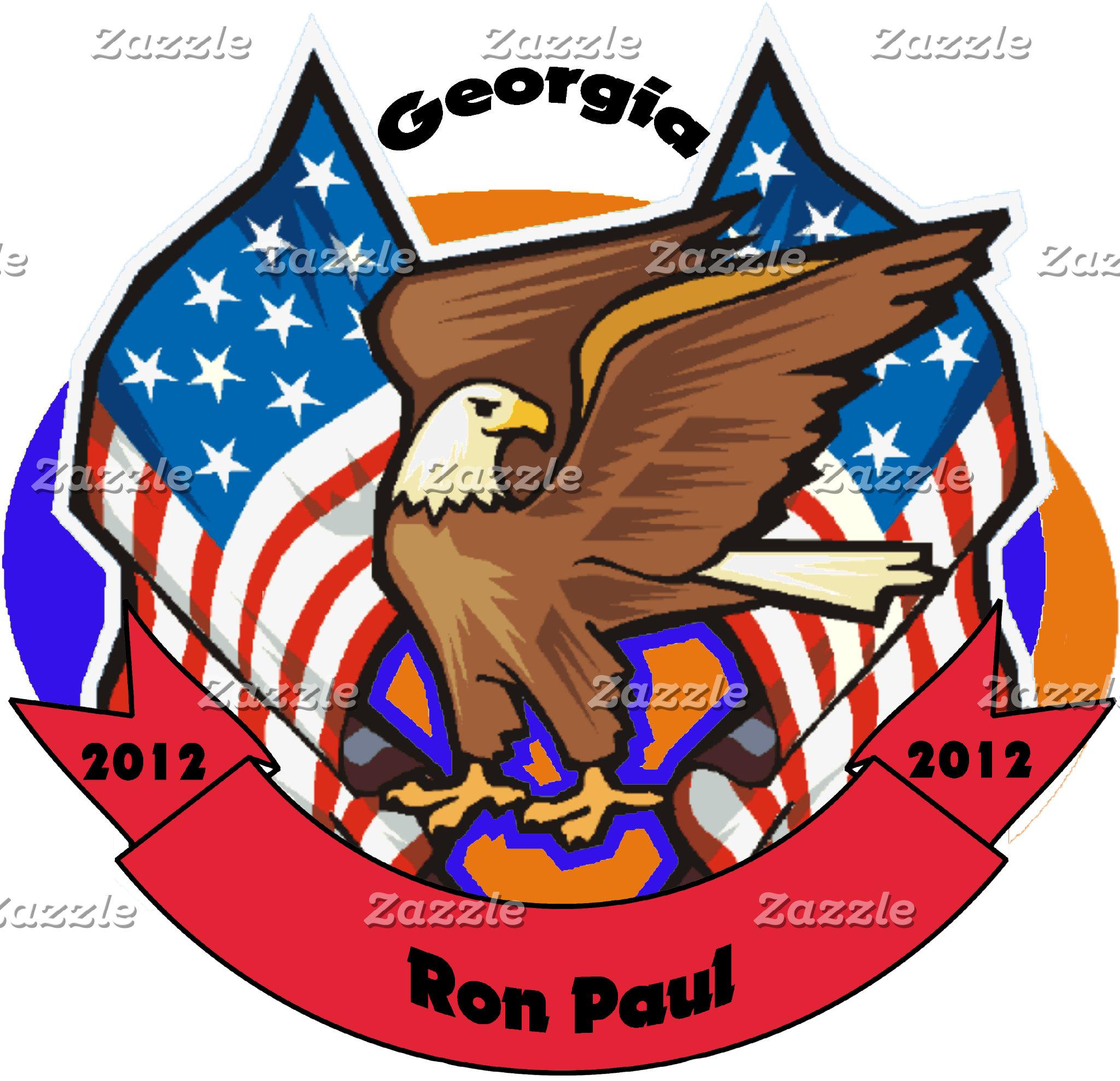 Georgia for Ron Paul