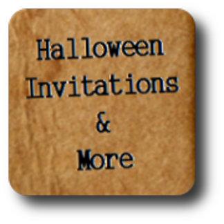 Halloween Invitations & More