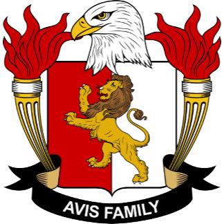 Avis Coat of Arms