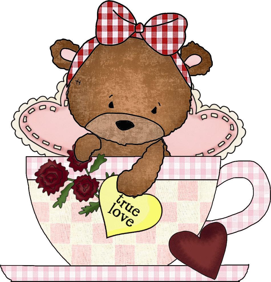 A True Love Teddy Bear