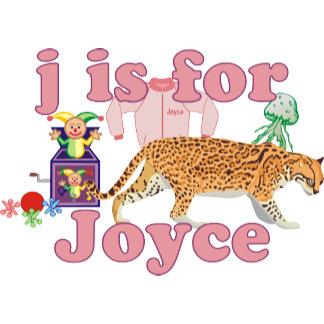 J is for Joyce