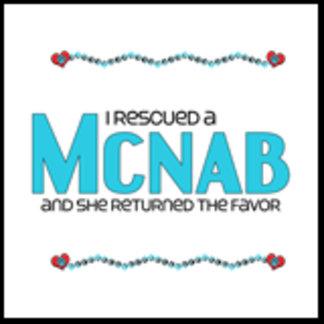 I Rescued a McNab (Female Dog)