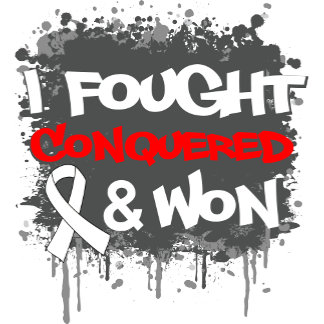 Lung Cancer I Fought Conquered Won