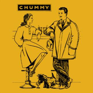 1935 Gold Chummy