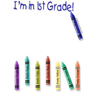 I'm in 1st Grade!