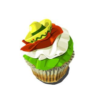 Cinco de Mayo cupcake