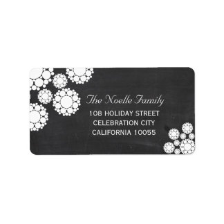 :: ADDRESS LABELS | HOLIDAY