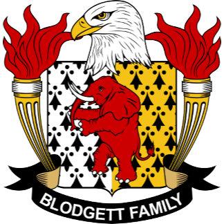 Blodgett Coat of Arms