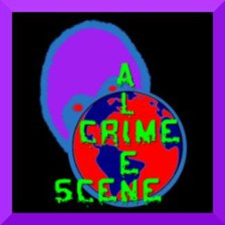 Alien Crime Scene