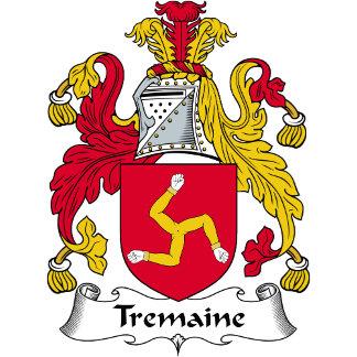 Tremaine Family Crest