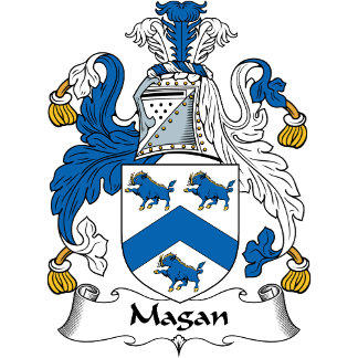 Magan Coat of Arms