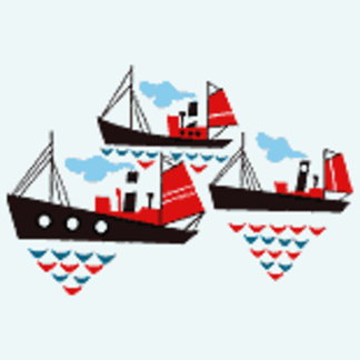 Three Little Ships
