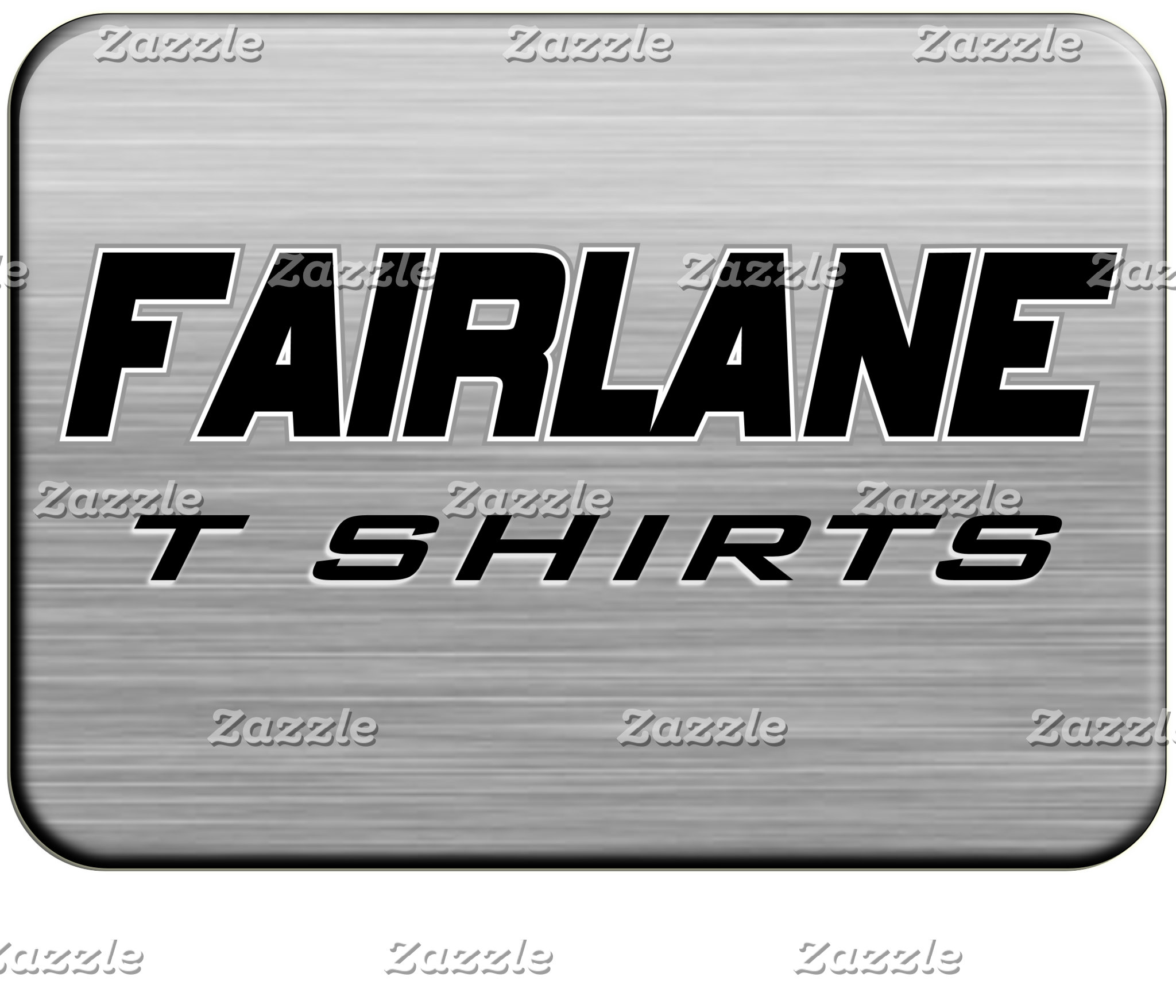 Ford Fairlane T-Shirts