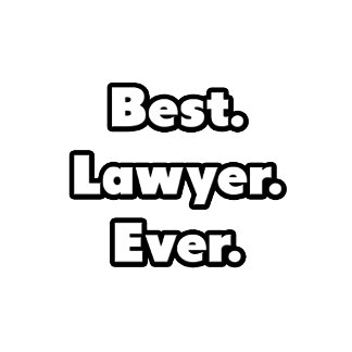 Best. Lawyer. Ever.