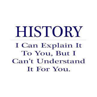 History Teacher Joke .. Explain Not Understand