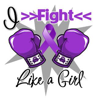 Epilepsy I Fight Like a Girl With Gloves