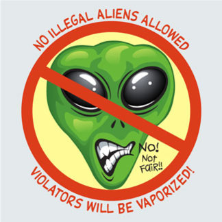 No Illegal Aliens