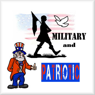 PATRIOTIC  and  MILITARY