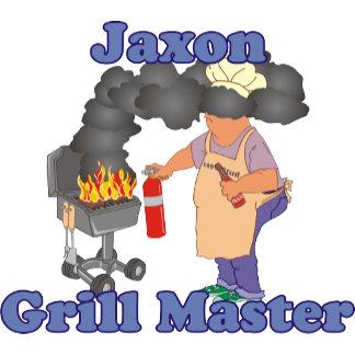 Personalized Jaxon Grill Master