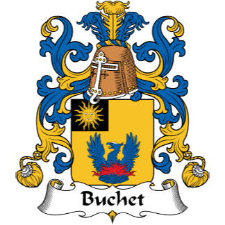 Buchet Family Crest