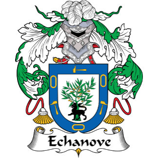 Echanove Family Crest