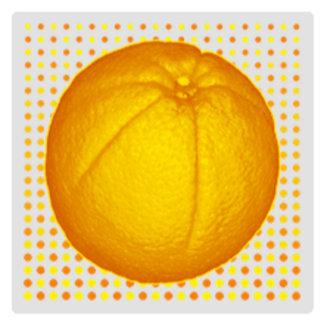 ➢ Graphic Orange Design