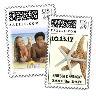 ♥♥ Personal Postage