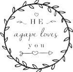 He Agape Loves You