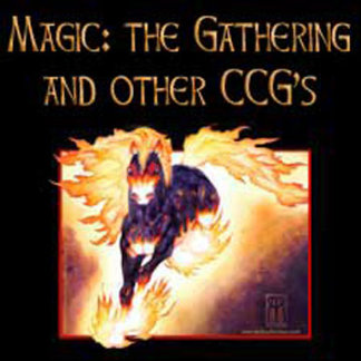 Magic: The Gathering and Other CCG's
