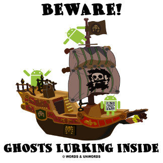 Beware! Ghosts Lurking Inside (Android)