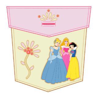 Princesses and Flower