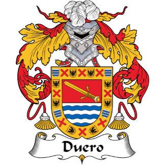 Duero Family Crest