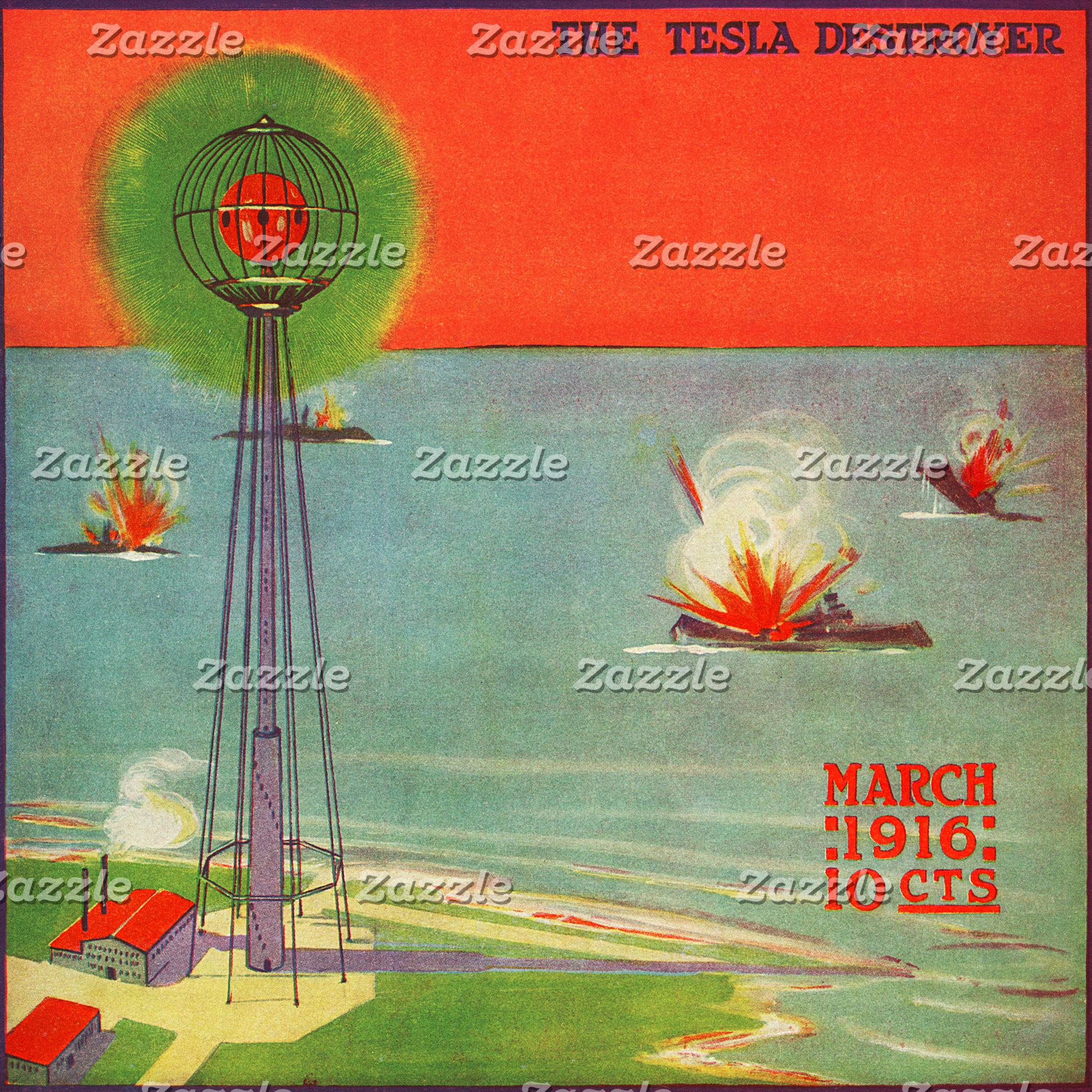 Tesla Destroyer