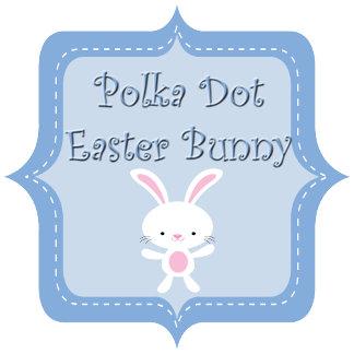 Polka Dot Easter Bunny