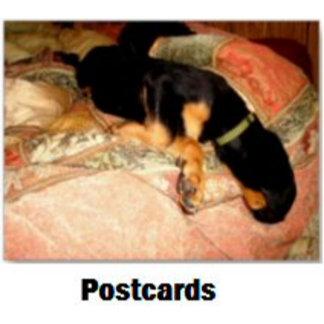 Dobie Postcards
