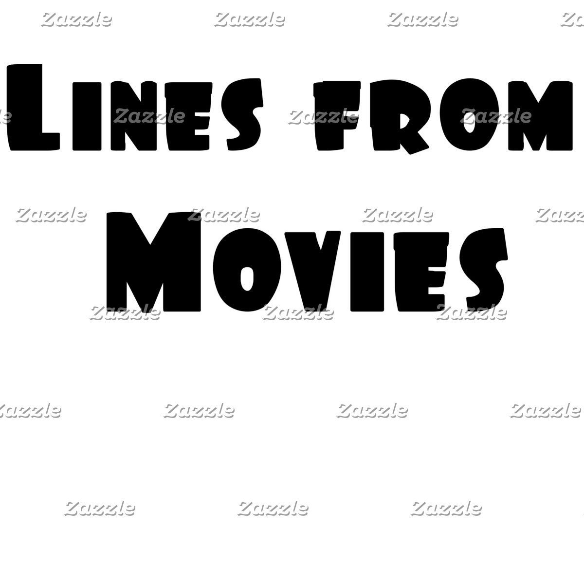 Lines from Movies