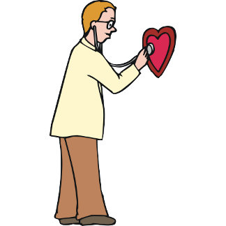 Doctor Heart Stethoscope Cardiologists
