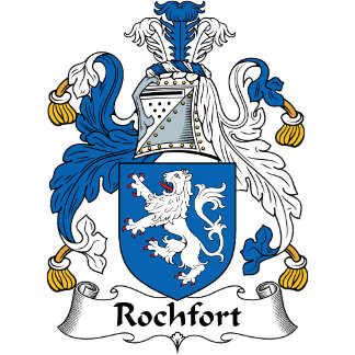 Rochfort Coat of Arms