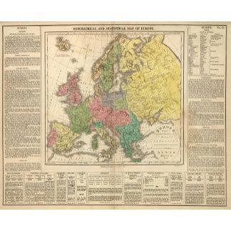 Europe Religion Atlas Map