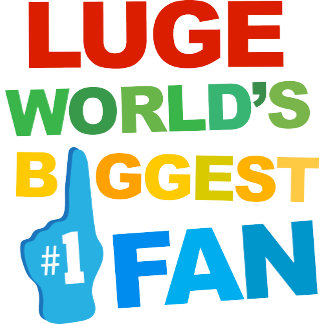 Luge Sports T-shirt